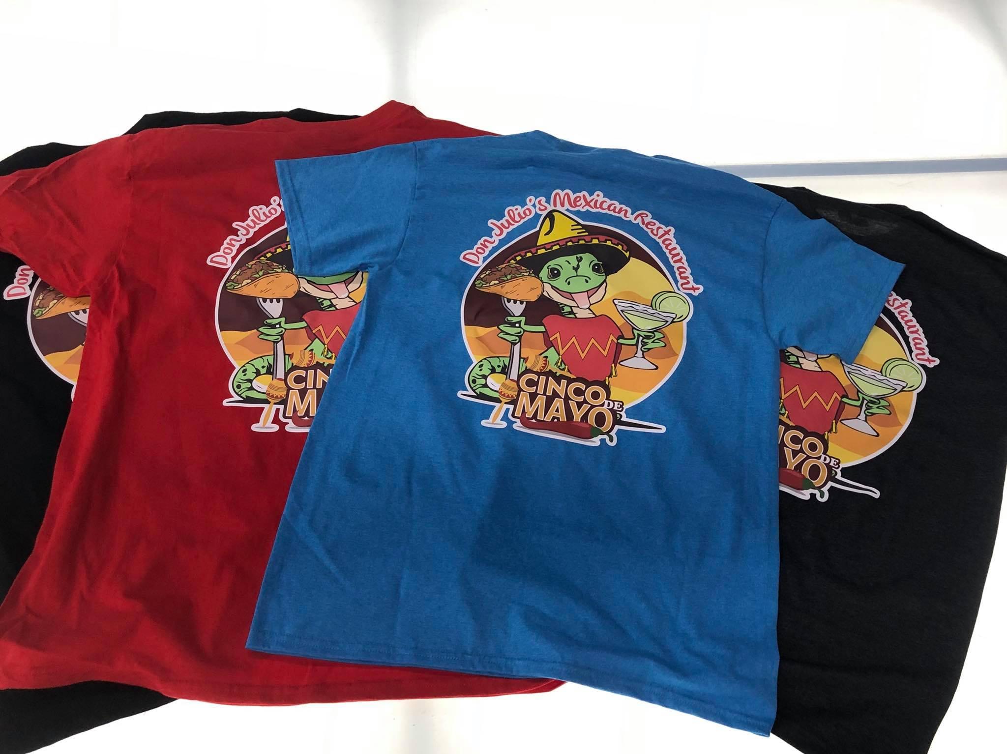Don Julio's Custom Shirts