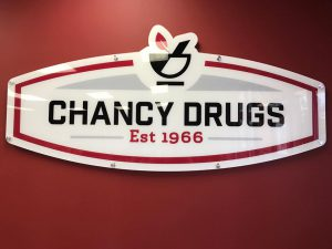 Chancy's Custom Sign